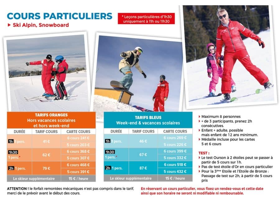 Cours particuliers 2020