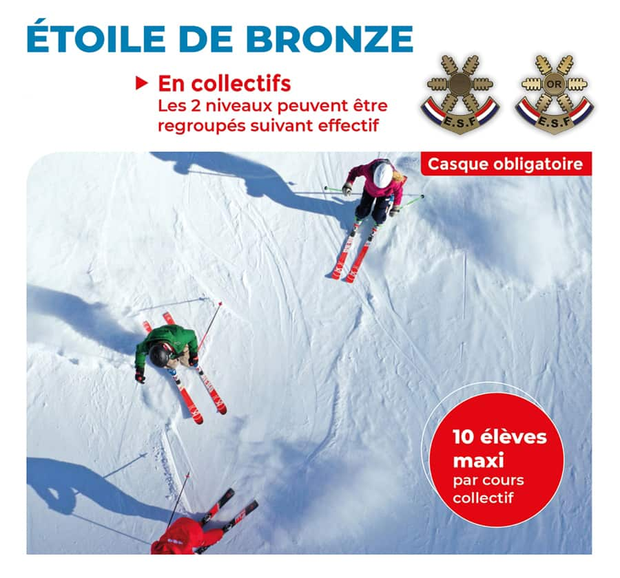 Etoile bronze top page