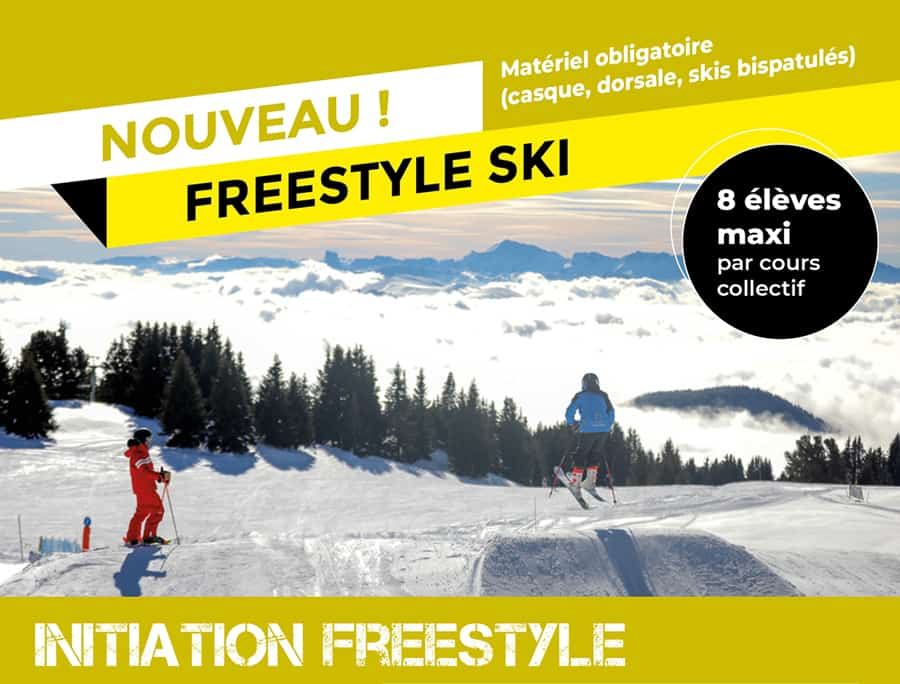 Freestyle ski top page
