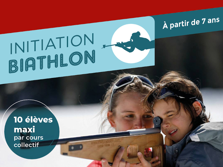 Initiation biathlon top page