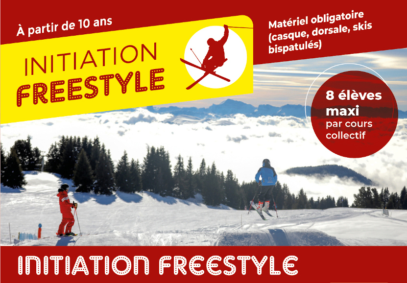 Initiation freestyle top page